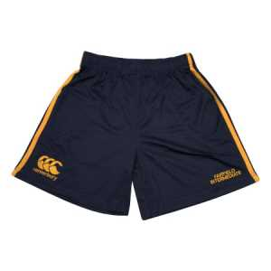 Fairfield Intermediate PE Short Navy/Gold/Sky